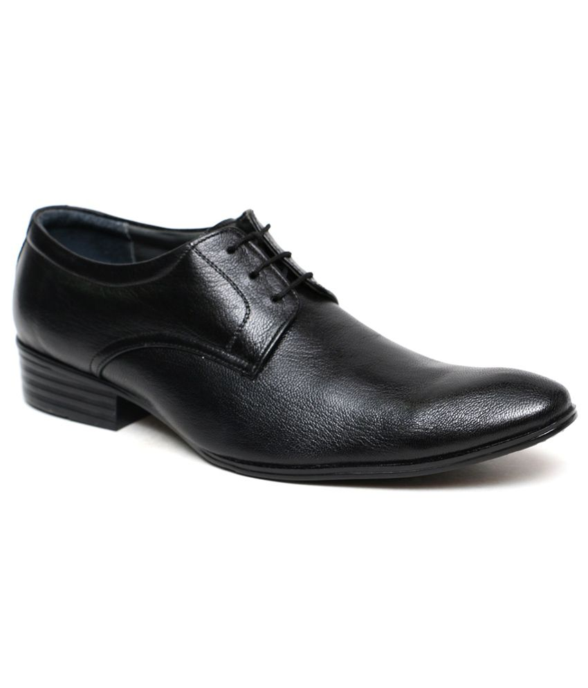 c comfort black leather formal shoes price in india buy c