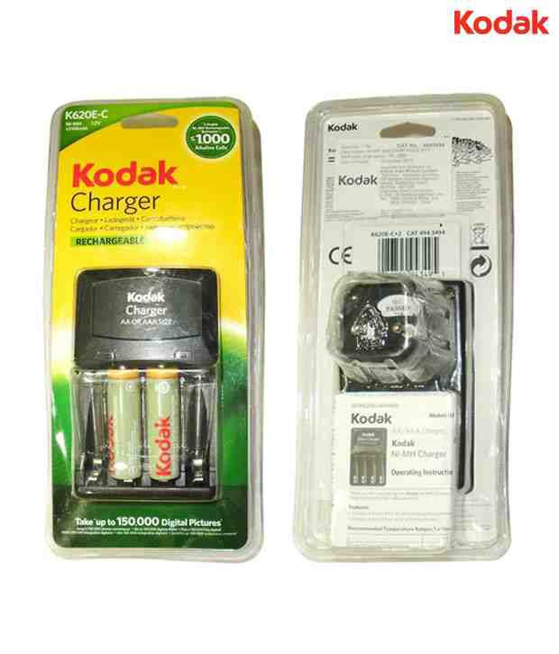 Kodak K620E-C-C+2 Rechargeable Battery
