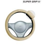 Super Grip - Airmesh - Ring Type Steering Cover - Beige - CHEVROLET