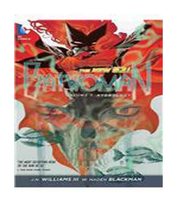 BATWOMAN VOL 1 HYDROLOGY NEW 52 - Hardcover **BRAND NEW**