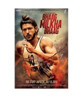 Bhaag Milkha Bhaag (Hindi) [Audio CD]