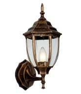 Everything Imported European Style Bronze Wall Lamp