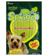 JerHigh -Spinach-70 gm (Pack of 3)