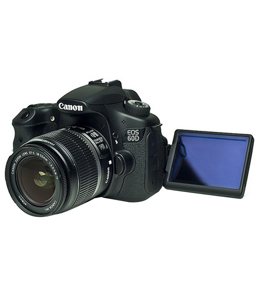 Canon EOS 60D with 18-55mm Lens