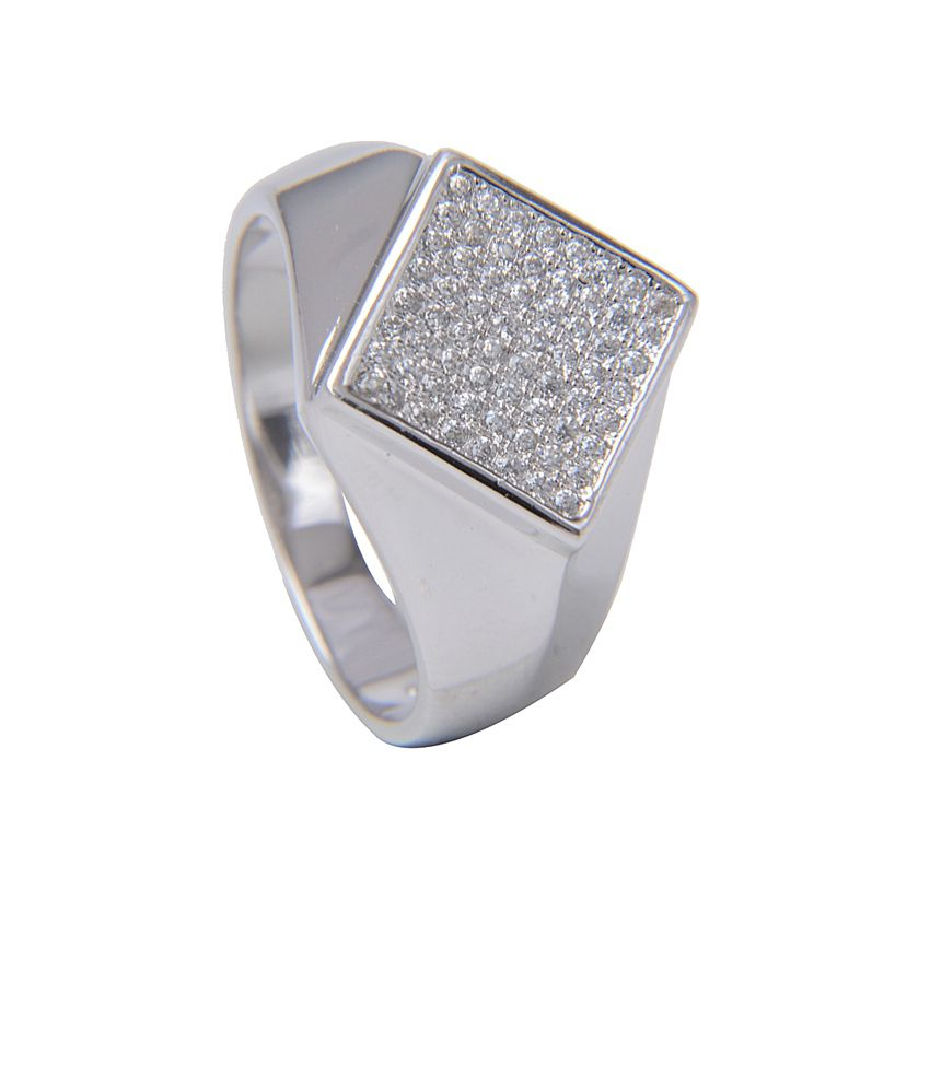 designer silver ring by amantran jewels for buy