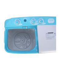 Haier XPB62-187Q 6.2 Kg Blue Semi-Automatic Washing Machine