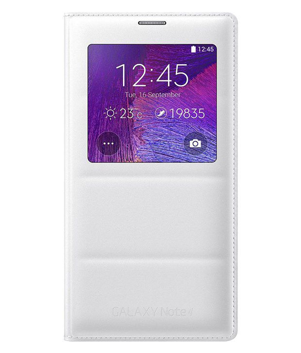 Eclipse Oem Flip Cover Samsung Galaxy Note 4