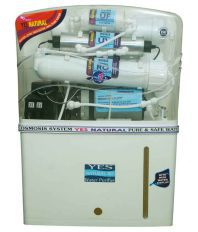 Yes Natural 10 SGRDLX10 RO UV UF RO+UV+UF Water Purifier