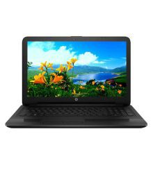 HP 15-AY089TU Notebook (Intel Pentium Quad Core, 4GB RAM, 500GB HDD, 39.62 cm (15.6), DOS, Black)