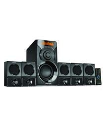 Philips SPA6600 5.1 Speaker System