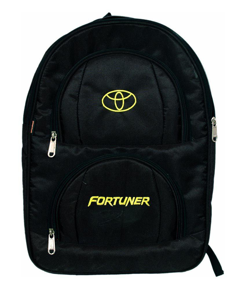 Karbonn Black Fortuner Laptop Bag