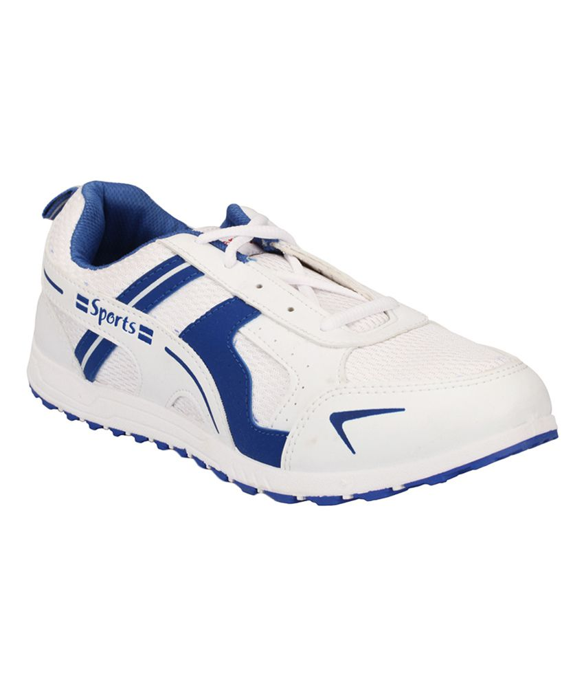 aae7309d1d837 Lakhani Sports White Rubber Sport Shoes - Buy Lakhani Sports White Rubber  Sport Shoes Online at Best Prices in India on Snapdeal