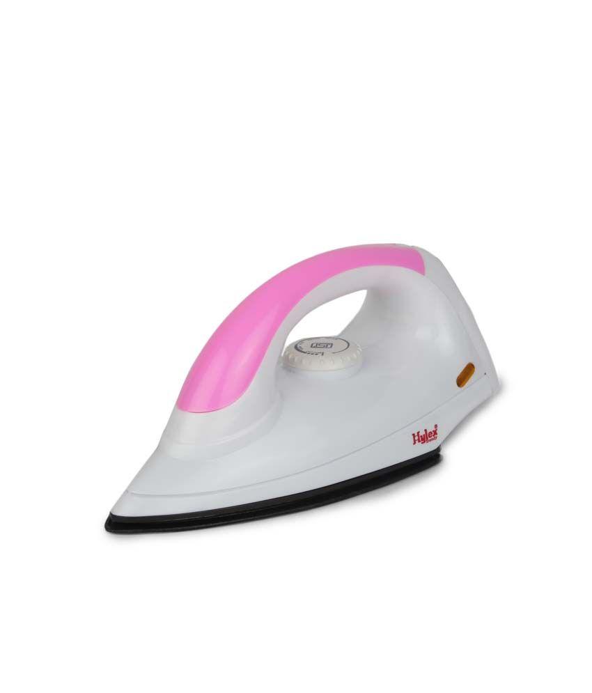 Hylex Trendy Dry Iron White