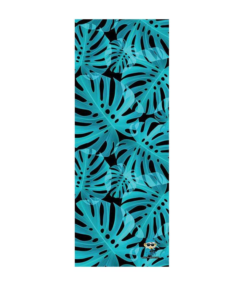 Smuffwear Blue Carona Polyester Headwrap