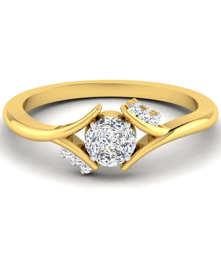Diamond Rings In India Online