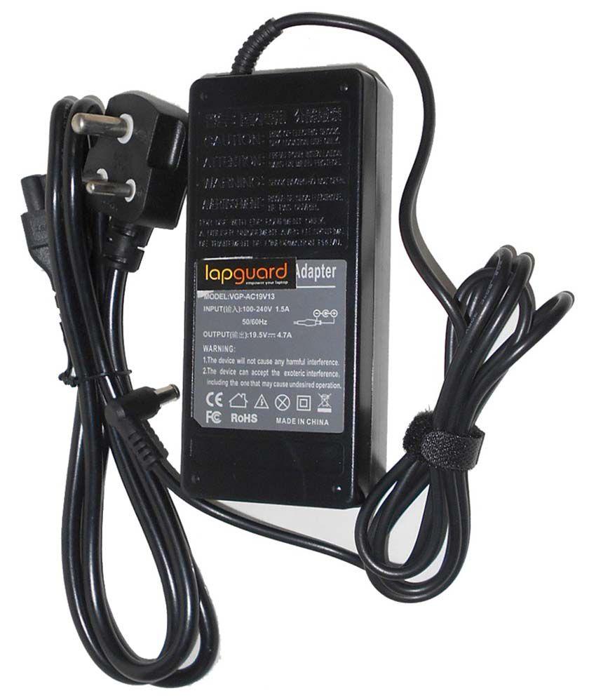 Lapguard 90W Laptop Adapter Fit