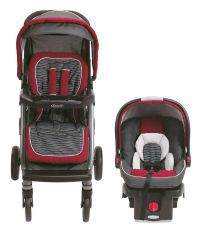 Soho Click Connect Travel System- Presley