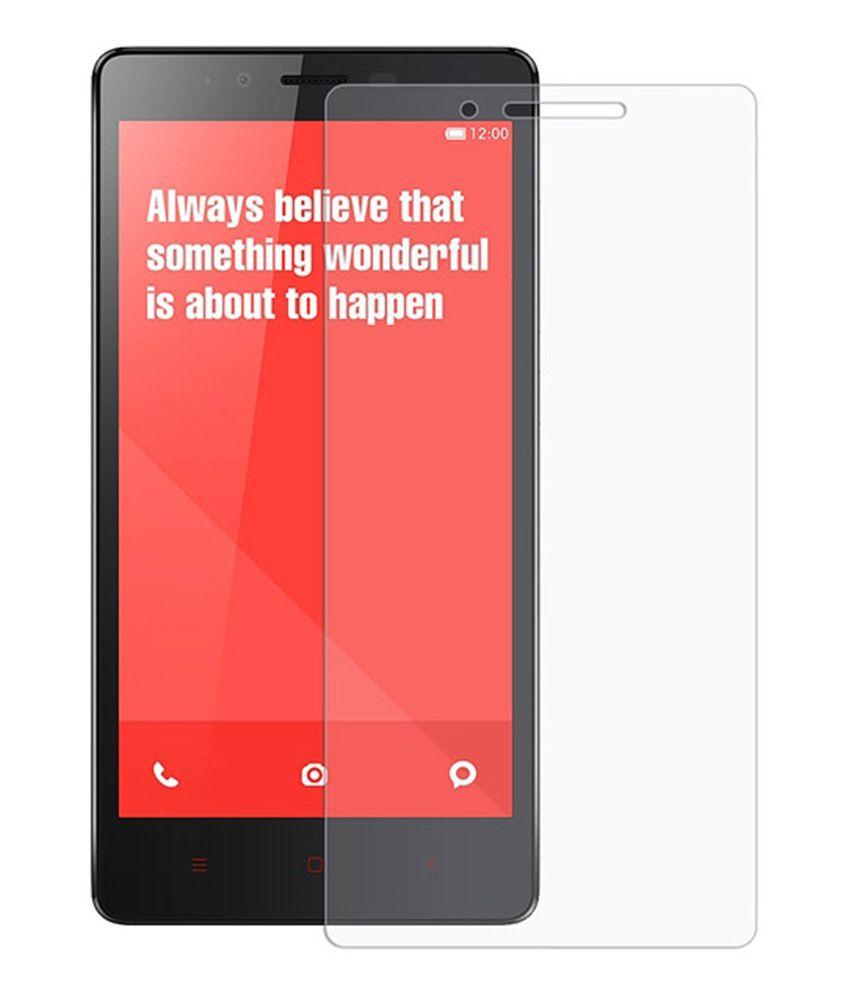 Xiaomi Redmi Note (4 PCS) Screen Guard by Mob Star
