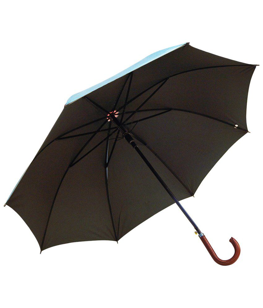 aaebad63f6794 Mohendra Dutt & Sons Blue One Fold Umbrella: Buy Online at Low Price ...