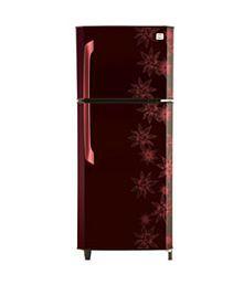 Godrej 231 Ltrs RT EON 231 C 2.3 Frost Free Double Door Refrigerator - Berry Bloom Lilies