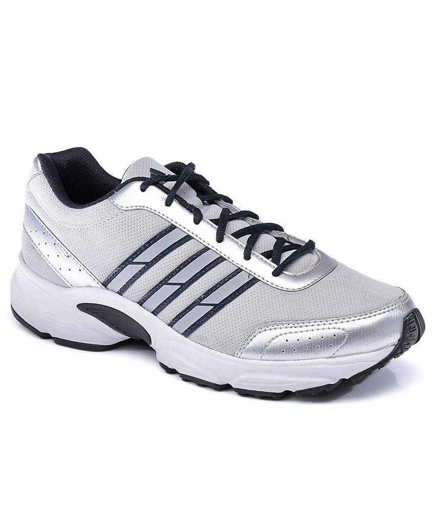 Adidas Yago Silver White Sport Scarpe White Compra Adidas Yago Silver White Scarpe c8ee21