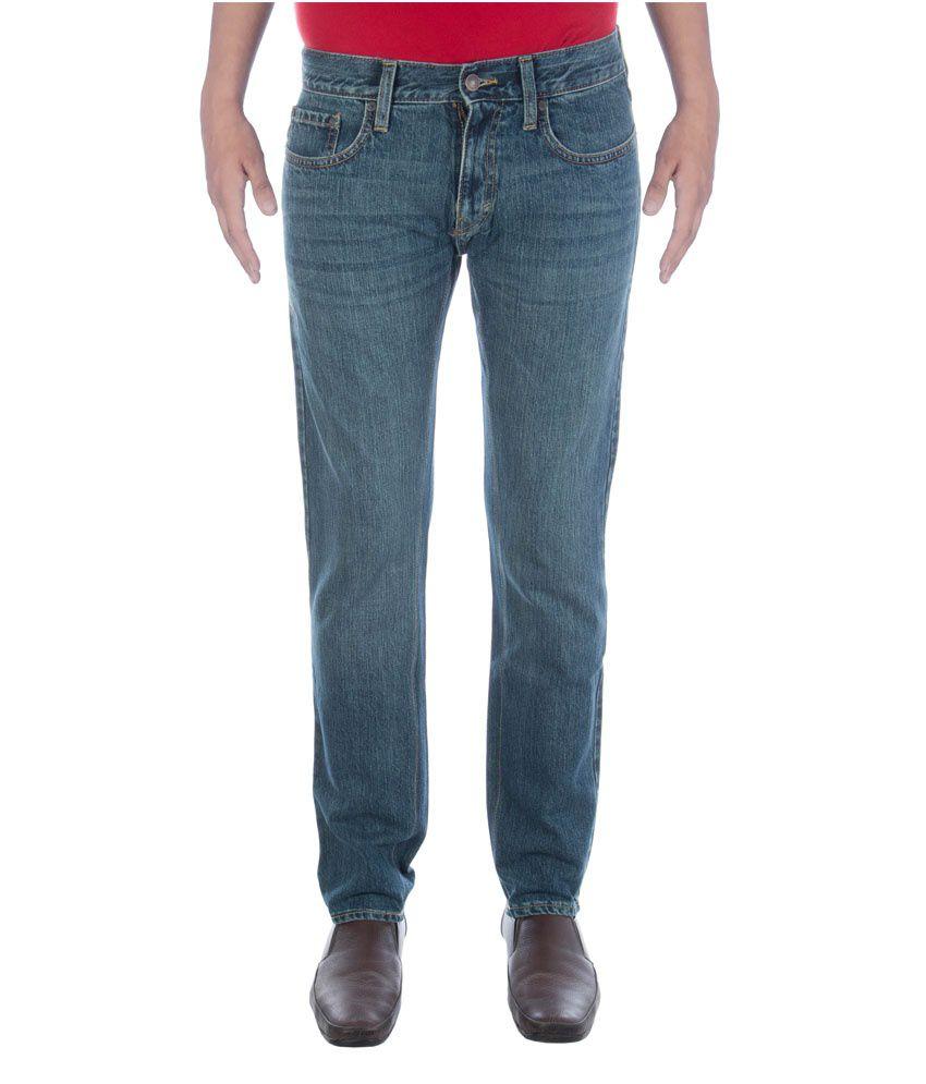 Old Navy Blue Regular Jeans