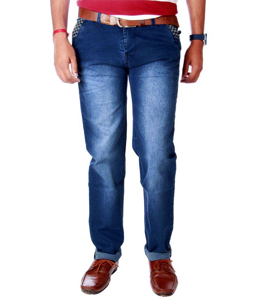 Somani Fashion Slim Fit Men's Jeans
