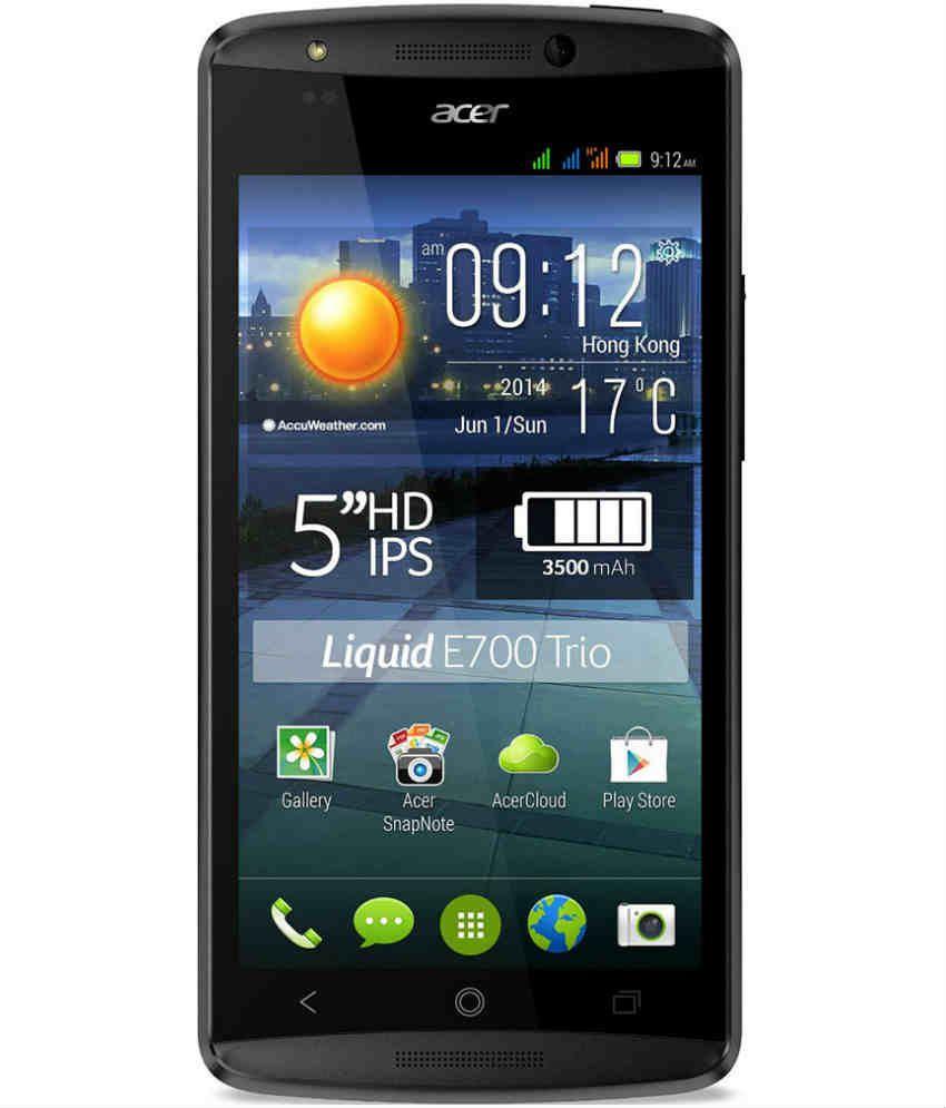 Acer Liquid E700 16GB