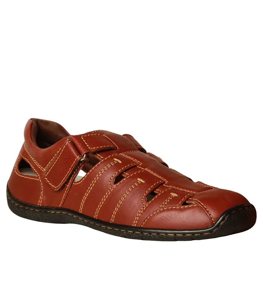 a650b38607f Hush Puppies Oily Fisherman Floater Sandals - Buy Hush Puppies Oily  Fisherman Floater Sandals Online at Best Prices in India on Snapdeal