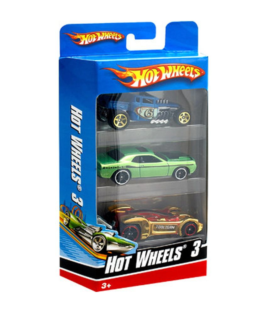 hot wheels 3 car pack buy hot wheels 3 car pack online at low rh snapdeal com