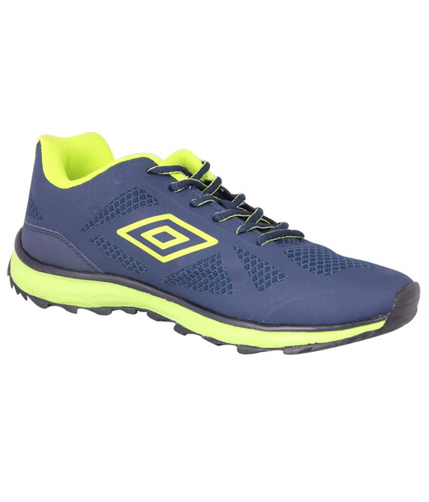 Umbro Modish Navy Sports Shoes