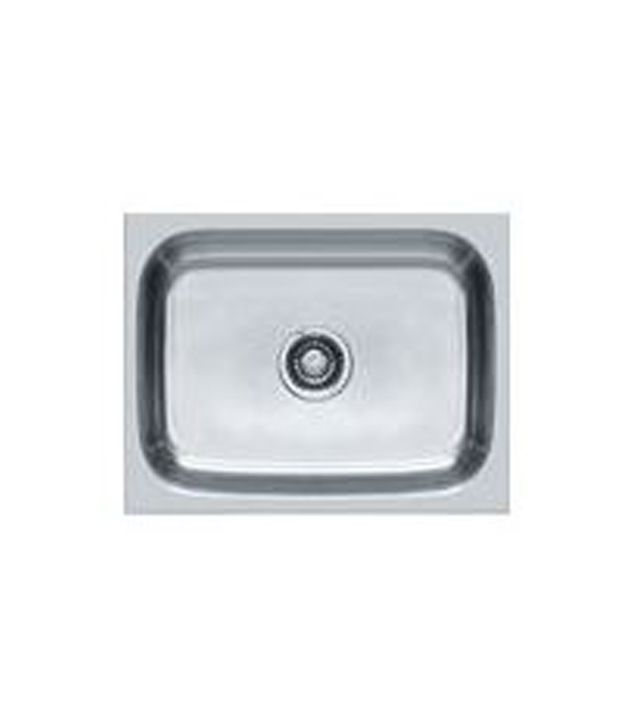 Franke Sinks India : Buy Franke 610 x Grand 24 x 18-Satin Online at Low Price in India ...