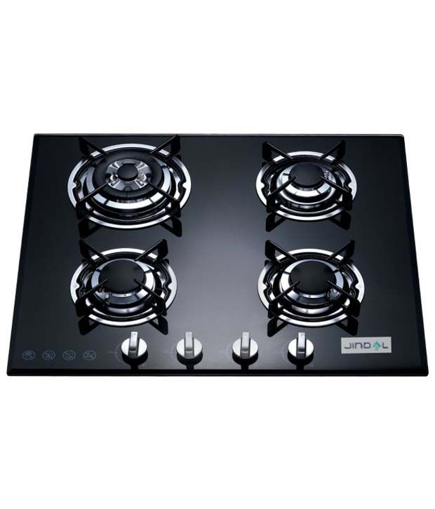 Jindal Eros AI 4 Burner Gas Cooktop