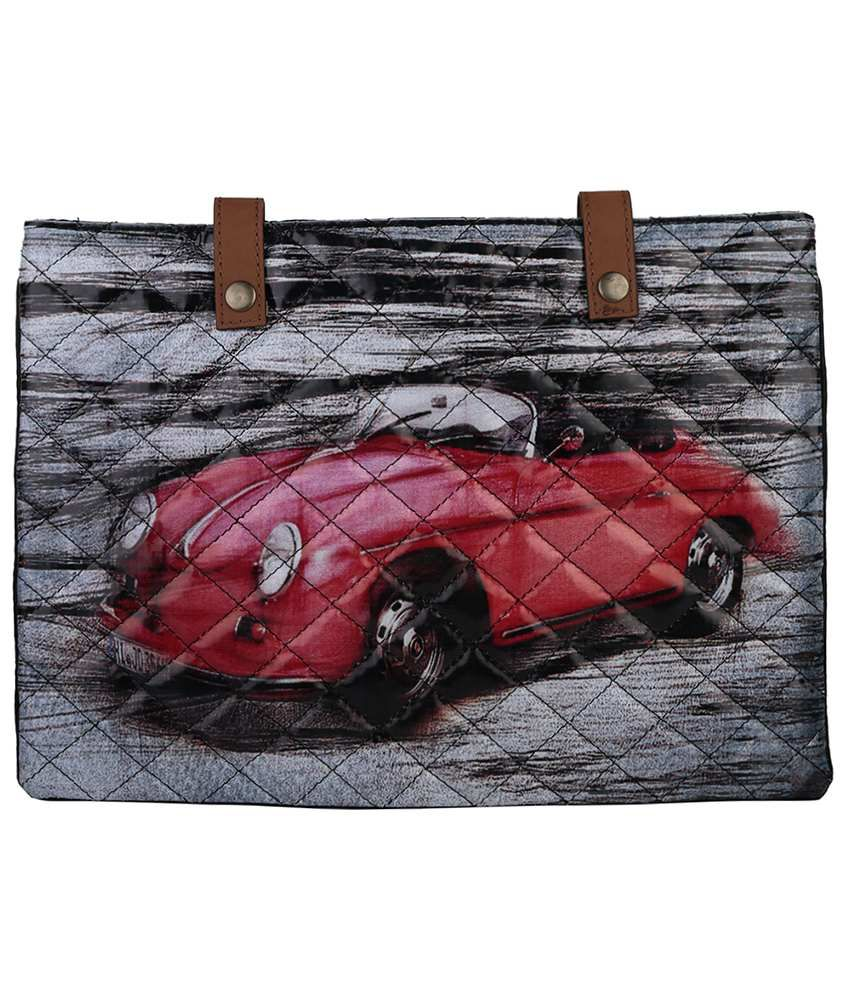 The Backbencher Vintage Car Laptop Sleeve