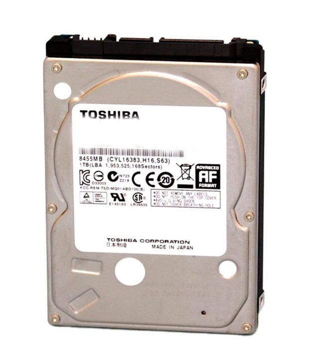 Toshiba 500 GB Desktop Internal HDD