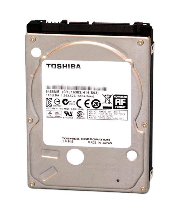 Toshiba 500 GB Desktop Internal HDD