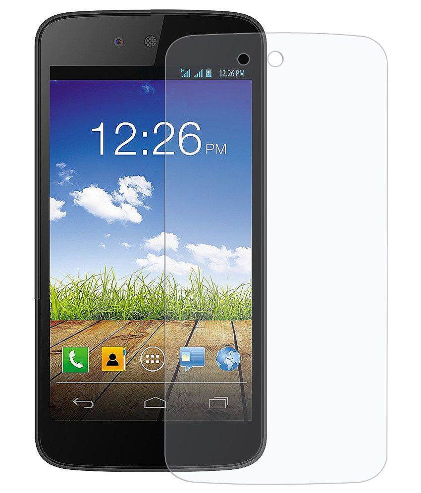 Micromax Canvas A1 Android One Serene Matte Screen Guard by Uni Mobile Care