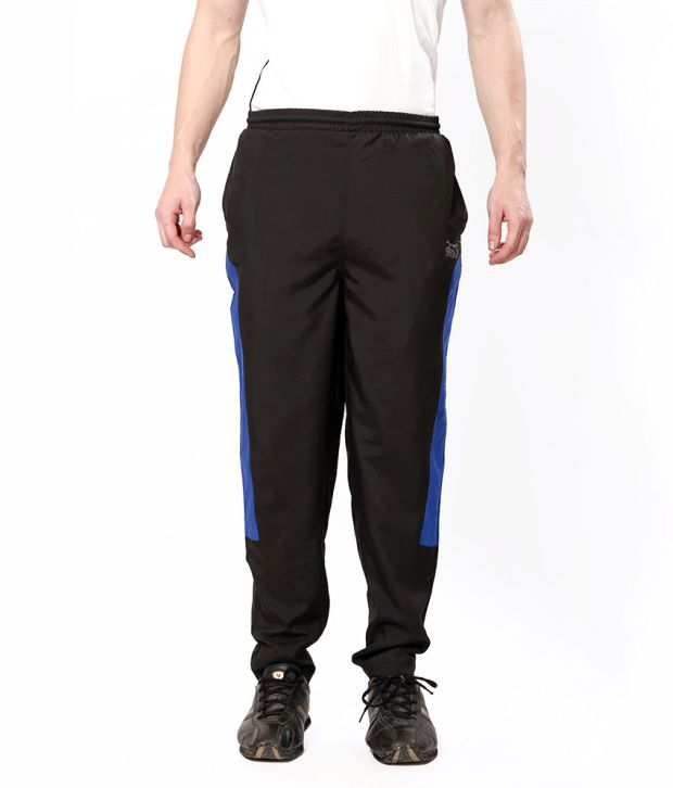 Elligator Black Blend Running Trackpant
