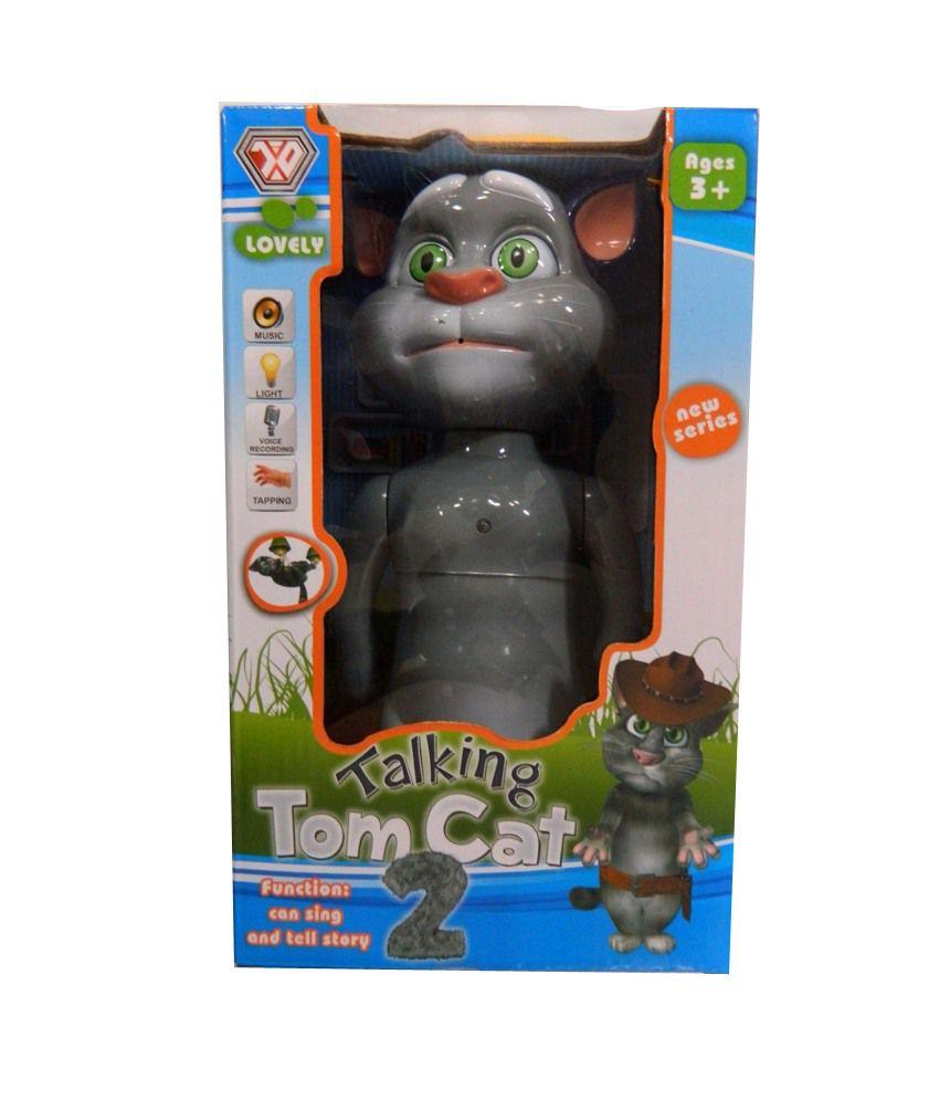Mahadev Toys Talking Tom Cat 2 Buy Mahadev Toys Talking Tom Cat 2