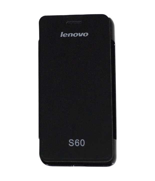 OSR Black Flip Covers for Lenovo S60