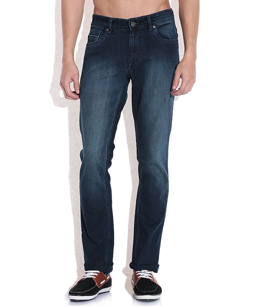 American Swan Green Slim Fit Jeans