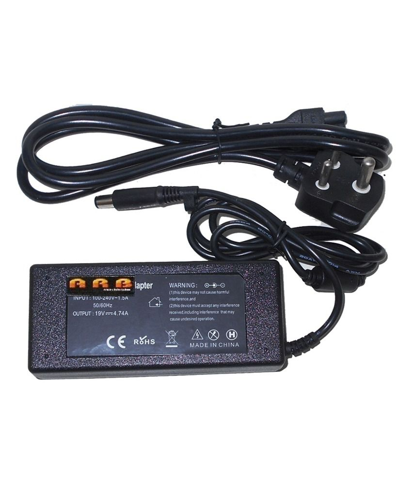 ARB Laptop Adapter Fit For HP Compaq NC8430 NW8400 19V 4.74A