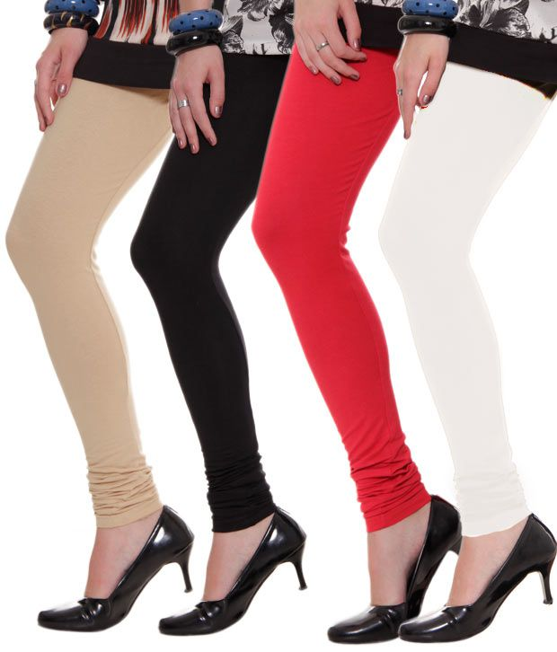 Hd Fashion Multi Cotton Leggings Price in India