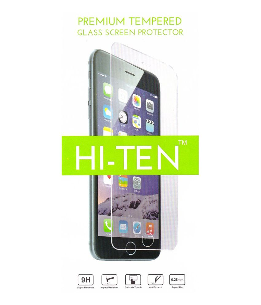 Hi-ten Tempered Glass For Sony Xperia C3