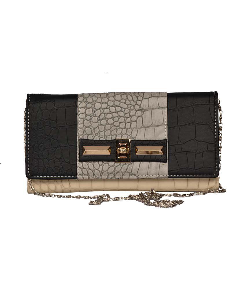 Better Homes Multicolor Non Leather Zip Shoulder Bag For Women