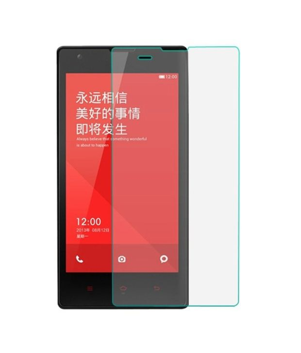 Uni Mobile Care Matte Screen Guard For Xiaomi Redmi Note 4g/ Xiaomi Redmi Note