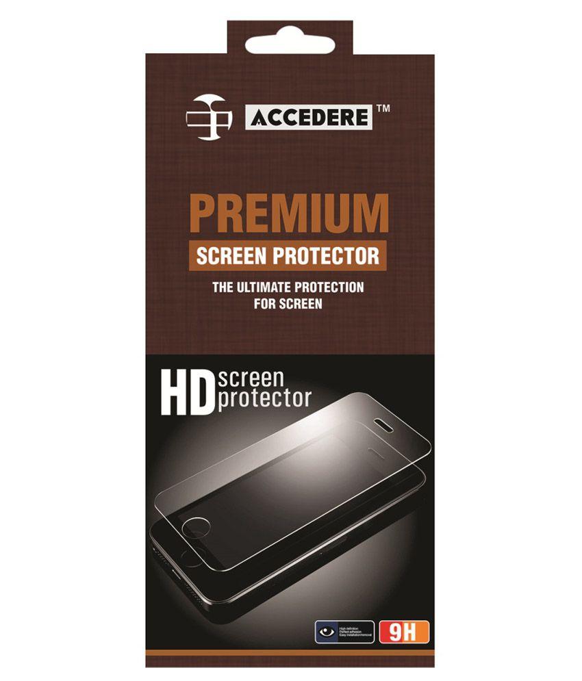 Sony Xperia E3 AntiGlare Screen Guard by Accedere