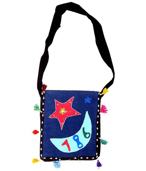 Marucraft Blue Sling Bags