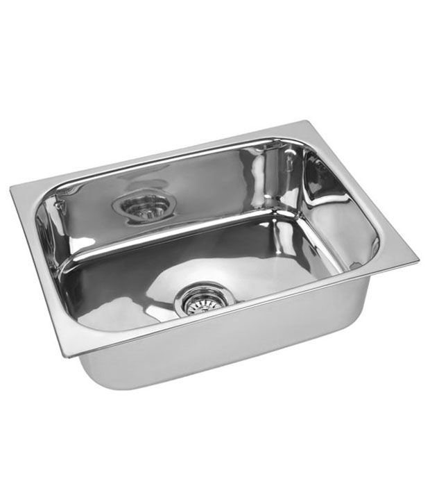 Buy Black Berry Kitchen Stainless Steel Sink line at Low Price in India S
