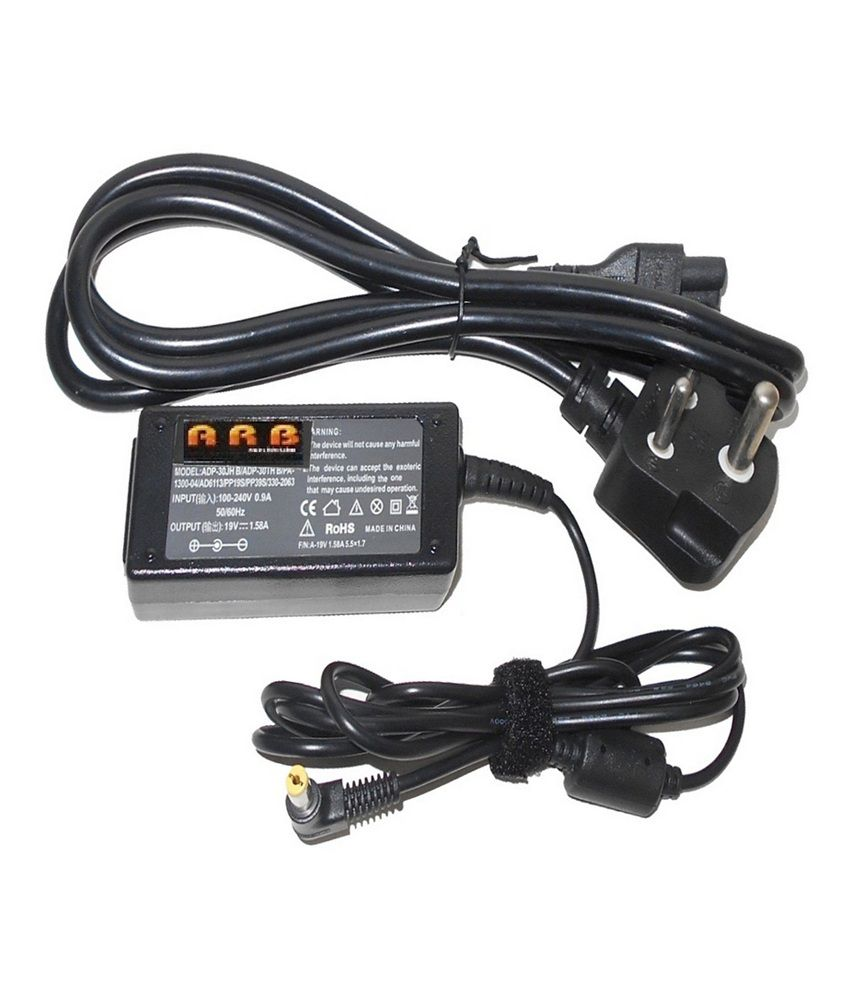 ARB Laptop Adapter  For Acer 19V 1.58A